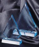 Acrylic Award Triangle Awards