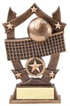 3D Sport Stars Volleyball Volleyball Trophy Awards