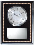 Wall/Desk Plaque Clock Award Wall Clocks